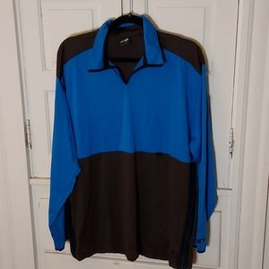 Nike Vintage Agassi Collection Tennis Polo